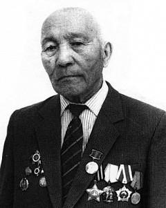 БАДМА ШОЙДОКОВ (1921-2011)
