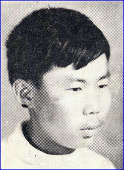 Нимбуев Намжил Ширабович