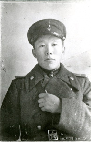 ЖАМСО ТУМУНОВ (1916-1955)