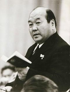 АФРИКАН БАЛЬБУРОВ  (1919-1980)