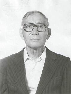 МИХАИЛ ЖИГЖИТОВ (1915-1990)