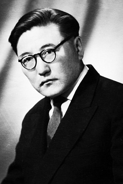 БАРАДИЙ МУНГОНОВ (1922-1989)