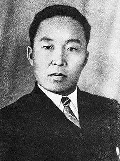 Бадлуев Шираб-Сэнгэ Бадлуевич (1924-1985)