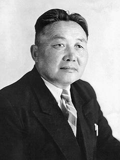 ЖАМЬЯН БАЛДАНЖАБОН (1909-1967)